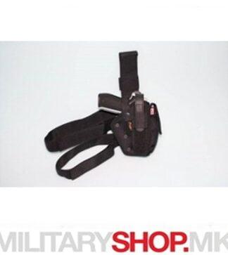 Футрола за левораки за ниско носење на оружје MILITARIA