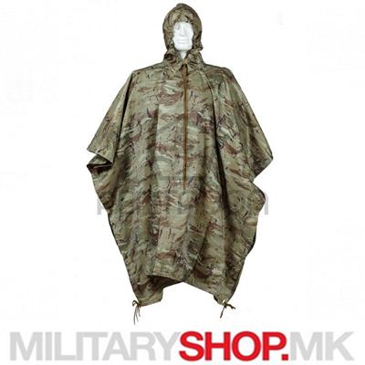 Pentagon пончо за дожд маскирен pentacamo