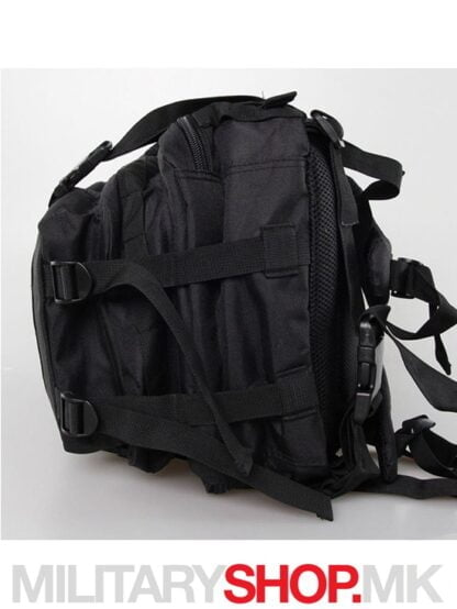 BRANDIT РАНЕЦ 50 L – BLACK USA ARMY