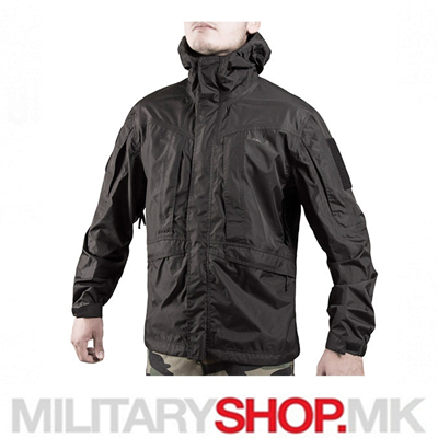 PENTAGON MONSOON ЈАКНА RAIN-SHELL BLACK