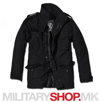 ЈАКНА M65 VIJETNAMKA BLACK BRANDIT