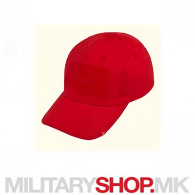 Pentagon капа TWILL bb20 во црвена боја