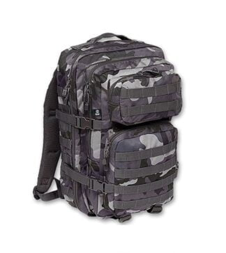 РАНЕЦ BRANDIT US ARMY DARKCAMO 50 L