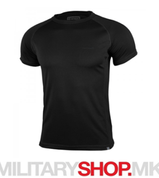 Pentagon маица Quick dry црна боја