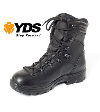 YDS Vojne kozne Cizme THOR crne boje