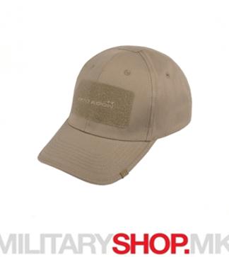 Pentagon капа TWILL bb20 во којот (окер) боја