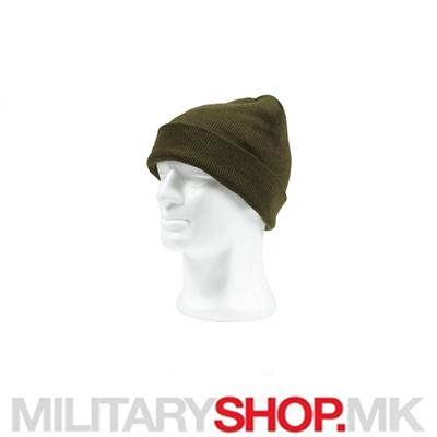 Плетена зелена капа Pentagon