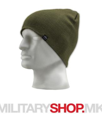 Волнена капа за зима Pentagon зелена боја