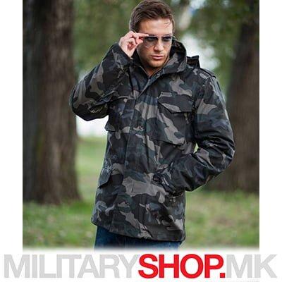 ЈАКНА M65 VIJETNAMKA DARKCAMO BRANDIT