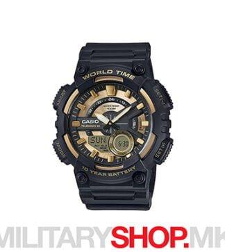 Casio EQ 110BW 9AVEF спортски дигитални и аналогни рачен часовник