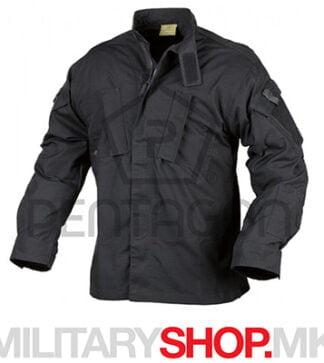 Црна тактички кошула Rip Stop Pentagon CDU