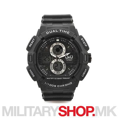 Q&Q GW81J001Y дигитални и аналогни рачен часовник
