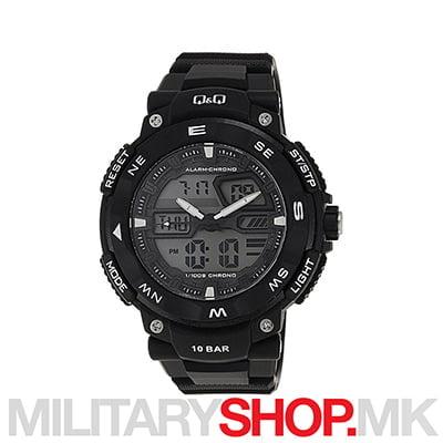 Q&Q GW85J001Y дигитални и аналогни рачен часовник