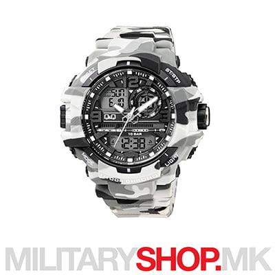 Q&Q GW86J006Y дигитални и аналогни рачен часовник