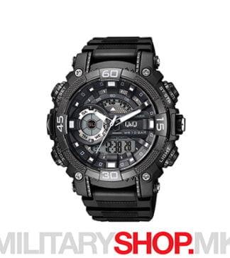 Q&Q GW87J001Y дигитални и аналогни рачен часовник