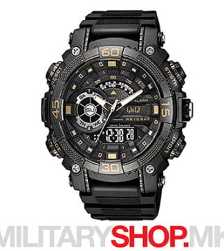 Q&Q GW87J004Y дигитални и аналогни рачен часовник
