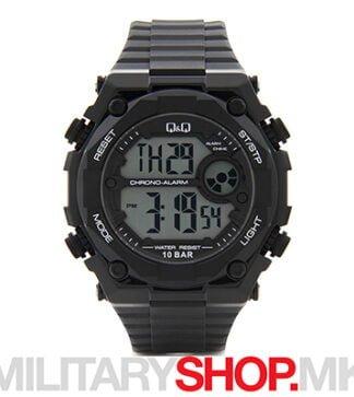 Q&Q M127J001Y дигитални рачен часовник