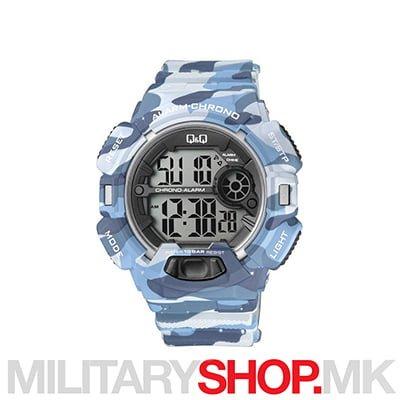 Q&Q M132J007Y дигитални рачен часовник