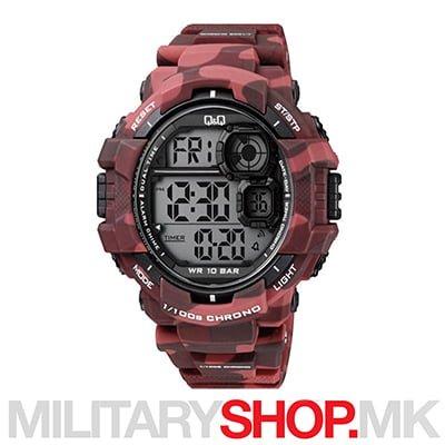 Q&Q M143J005Y дигитални спортски часовник