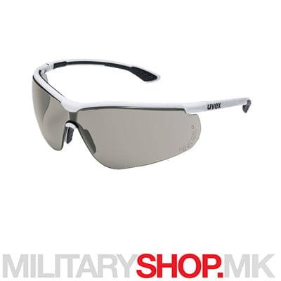 Бела спортски очила УВЕКС
