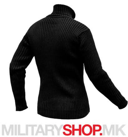 Црни џемпер АРМИ Армолине
