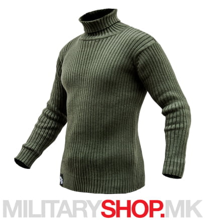 АРМИ џемпер зелен Армолине